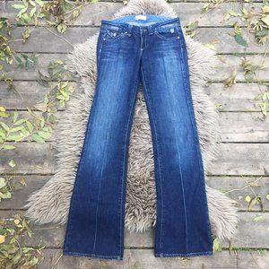 Paige 'Pico' flap pocket jeans - size 27